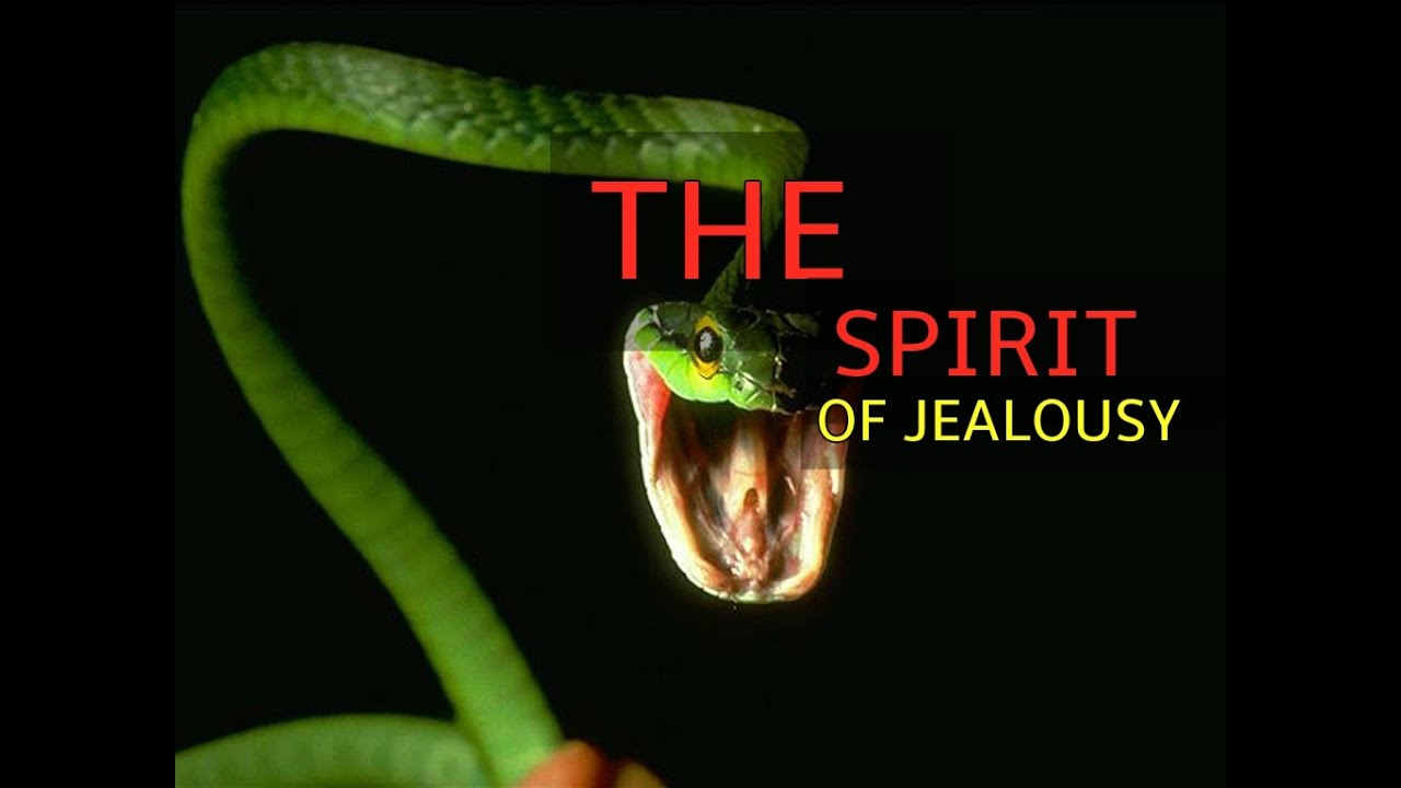 Image result  for Spirit of Jealousy