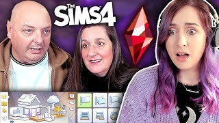 My parents play The Sims 4 (and fight EA over a kettle)
