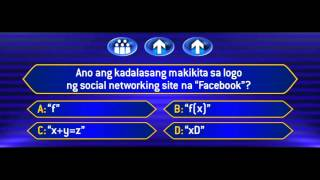 Who Wants To Be A Millionaire Question Layout