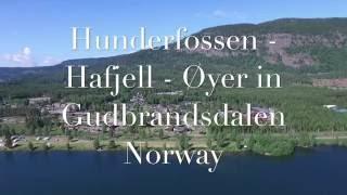 #06 Hunderfossen - Hafjell - Øyer in Gudbrandsdalen, Norway