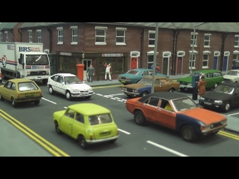Building a Model Railway – Part 18 – Road Vehicles