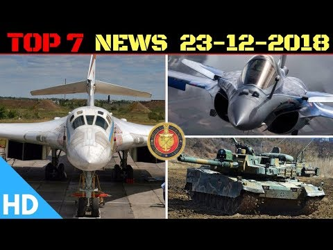 Indian Defence Updates : HAL Rafale Deal Offsets,Upgraded Tu-160,Indian Army's New Doctrine