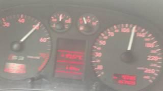 Audi S3 AMK perte puissance, accélération saccadée / à-coups