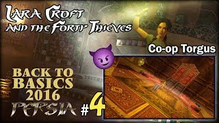"[TRLE] BTB2016 #9 - Lara Croft and the 40 Thieves - Co-Op Torgus [4/5] - ""Lustrzane sale"""