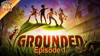 Let's Play: GROUNDED | Ep. 1 ft. Reid, Chun, and Kerri - chocoTaco Survival Gameplay Early Access