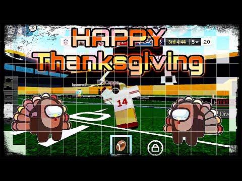 FF thanksgiving 1k robux hunt (Football fusion)