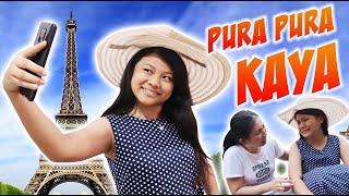 DRAMA | PURA-PURA KAYA !! PADAHAL MISKIN... | Drama Parodi Lucu | CnX Adventures
