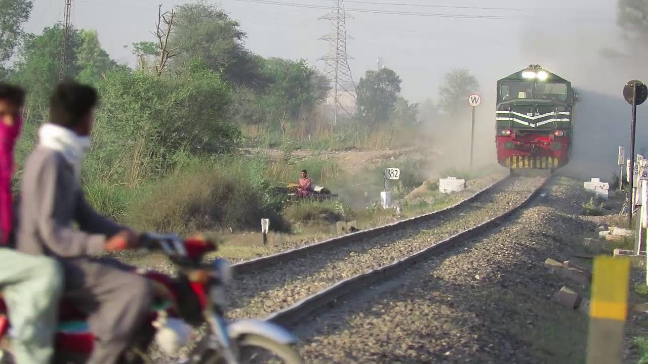 Pakistan Railways || Fastest T...