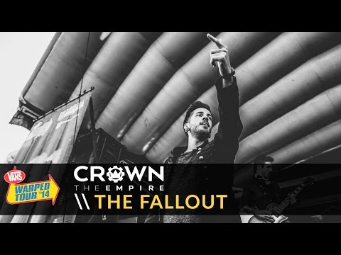 Crown The Empire - The Fallout (Live 2014 Vans Warped Tour)
