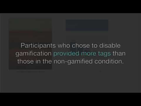 Enable Or Disable Gamification