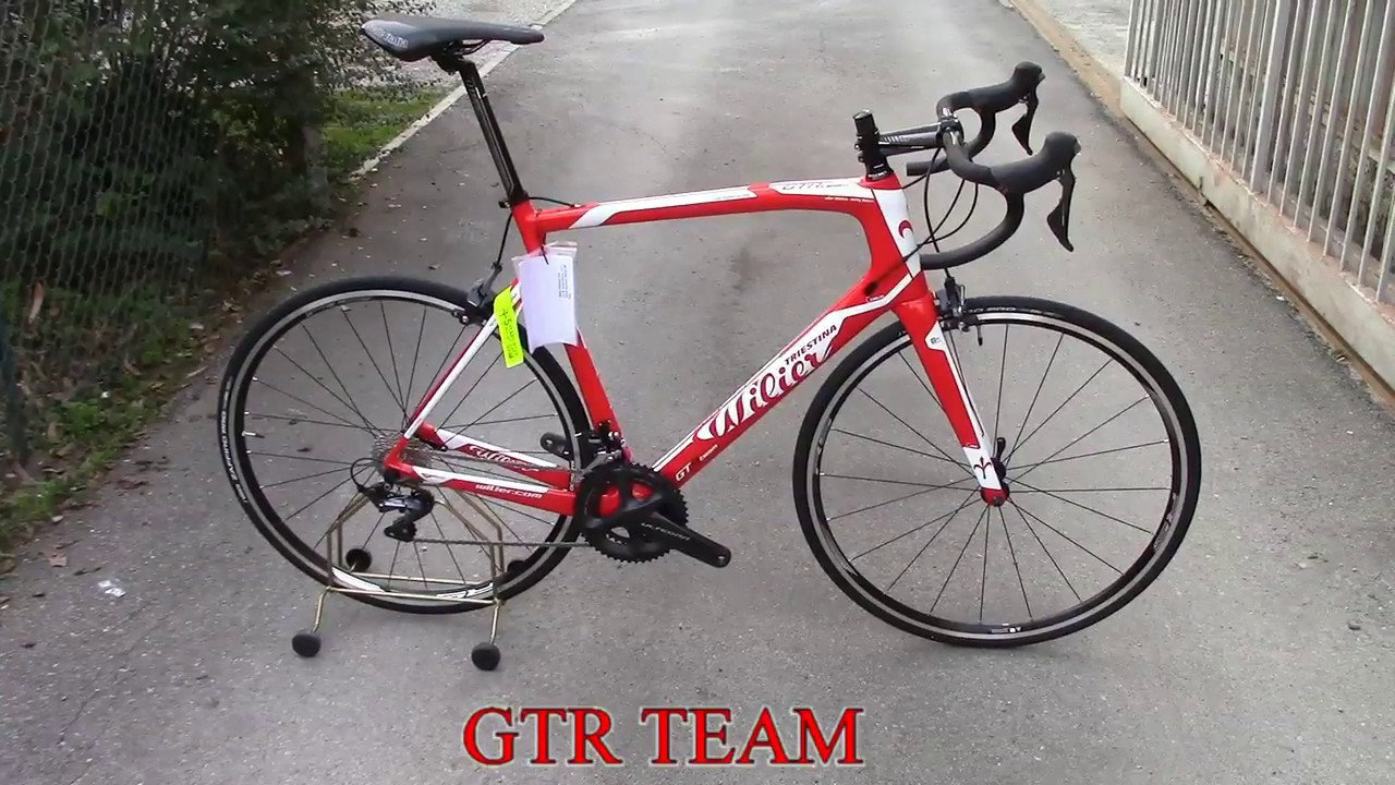 70f3c0ca6ba GTR TEAM 2018 Wilier Triestina - YouTube
