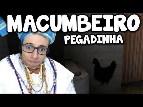 PEGADINHA DA MACUMBA - PAI NO CS:GO BR PT!