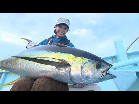 【いつでも釣り気分!】#特別編 神秘の海を制覇せよ 泳がせ釣りで夢の大物勝負!