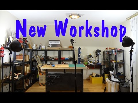 New Place and New Workshop