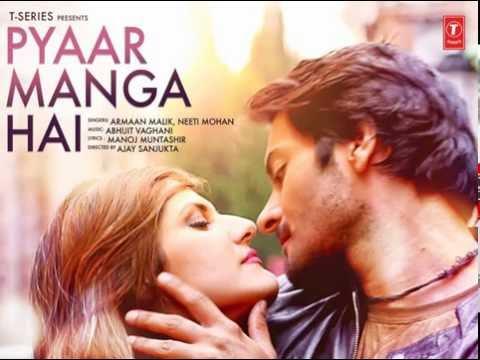 Pyaar Manga Hai Feat  Zareen Khan Ali Fazal  Full Song Ringtone