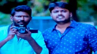 Mahesh Vitta & Sudarshan Funny Skit   #Vijetha Movie Audio Launch Event   Kalyaan Dhev