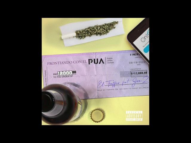 El Fuffio ft. Jonz 💵 Frontiando Con El PUA 💵