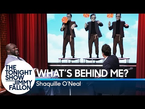 What's Behind Me? with Shaquille O'Neal