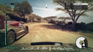 Dirt 3 PC GTX 960 Max Settings Gameplay Amazing Crash and Win