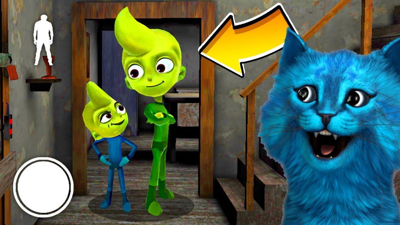 НЕПОСЛУШНЫЕ ДЕТИ The Siblings игра от Разработчиков Scary Teacher 3D Miss T Делаю Концовку Против