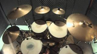 Synchronicity II - The Police - Drum Cover