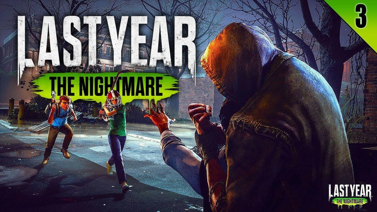 Resultado de imagen de last year the nightmare