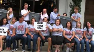 ALS Ice Bucket Challenge | Gordon McKernan Injury Attorneys
