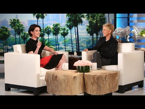 Anne Hathaway on Her Bullies
