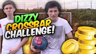REAL LIFE FOOTBALL!! DIZZY CROSSBAR CHALLENGE + FIFA 15 TOTS GIVEAWAY!! - FIFA 15 Ultimate Team