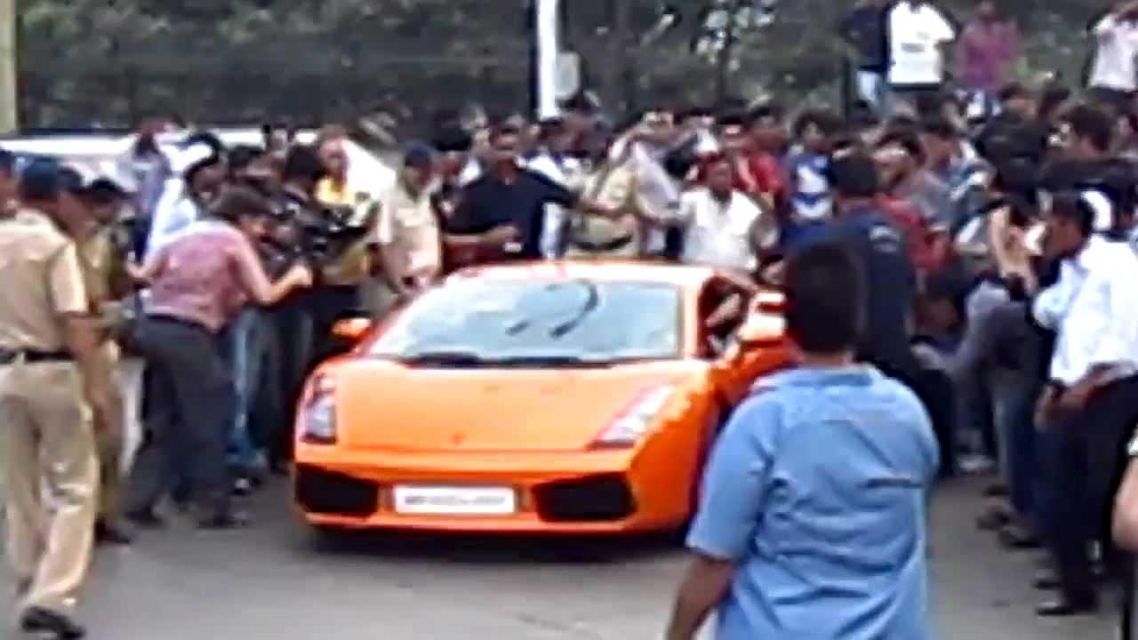 Super Car Rally Mumbai Hd Engine Sounds Youtube