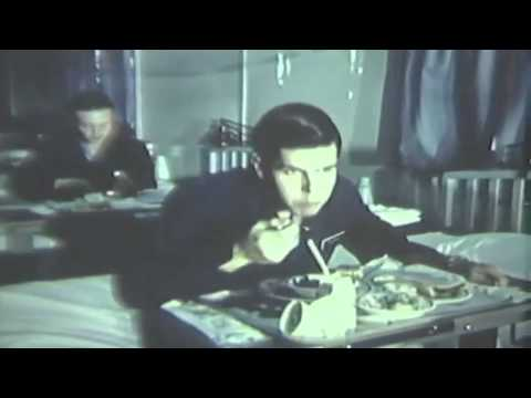 """Breeches Buoy"" USS Pueblo (AGER-2) Returnees, 12/23/1968 (full)"