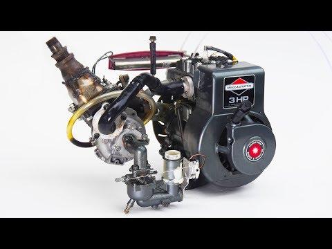 Kawasaki 4 Stroke Engine Rebuild Piston Ring Repair Head Gasket