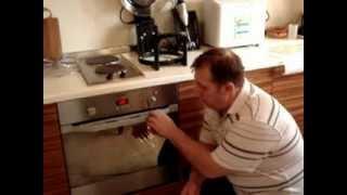 Прокаливаем силиконовую форму для выпечки.(Перед первым использованием силиконовую форму для выпечки необходимо прокалить в духовке. Как это сделать..., 2012-04-01T16:18:13.000Z)