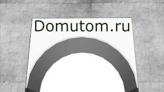 Как сделать арку из гипсокартона(Узнайте как просто сделать арку, более подробно на дом уютом http://domutom.ru/publ/remont_sten/gipsokarton_na_steny/kak_sdelat_arku_iz_gipsokarton ..., 2016-03-16T17:44:00.000Z)