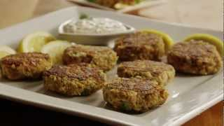 Salmon Cake Recipe - How To Make Easy Salmon Cakes