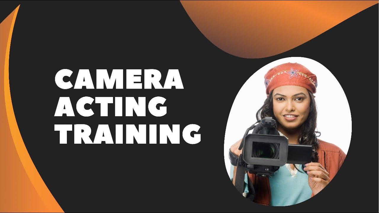 Scene Work With Intermediate Acting Student ( Camera Acting Training )