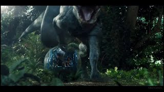 JURASSIC WORLD - 'Hide and Seek' TV Spot #7 (2015) Chris Pratt Dinosaur Movie [HD]