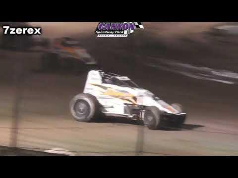 ASCS SPRINTS MAIN Canyon Speedway park 5-26-2019