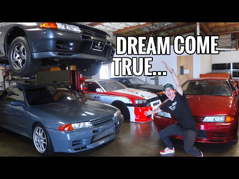 BUYING A JDM LEGEND FOR 1,000,000 SUBSCRIBERS...