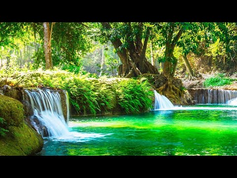 Amazing Scencery of Nauture with Relaxing , Sleep , Meditation Music