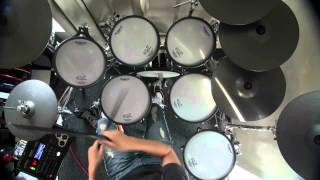 You Only Live Once Drums Cover Avi