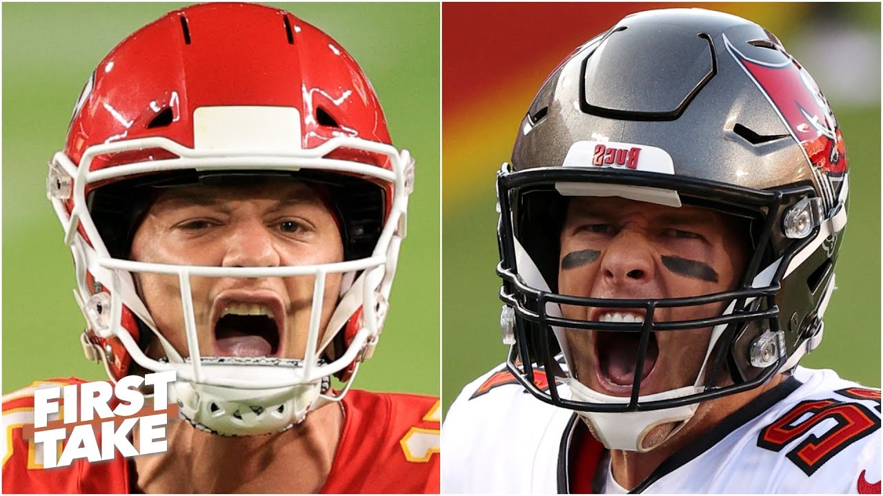 Download Chiefs or Bucs: Who will have more wins this season? First Take debates