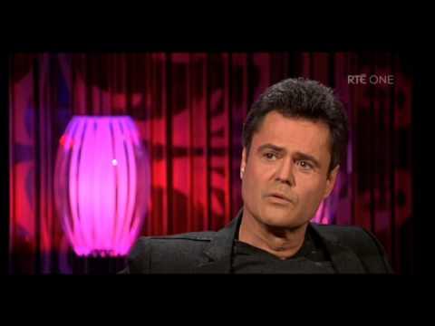 Donny Osmond - The Saturday Night Show