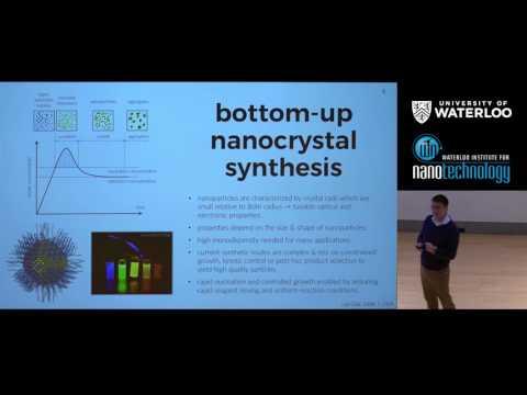 Professor Andrew deMello - WIN Distinguished Lecture Series