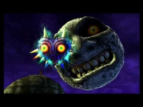 The Legend of Zelda: Major'as Mask 3D Review