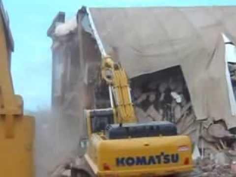 Controlled Demolition- Jackson's Wrecking and Demolition LLC