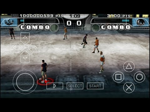 Tutorial Cheat FIFA STREET 2 PPSSPP Android 100% Work