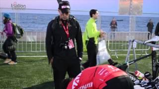 Entrenamiento Javier Gomez Noya