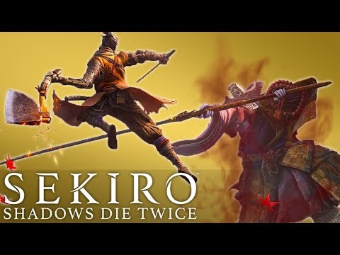 SEKIRO SHADOWS DIE TWICE Walkthrough
