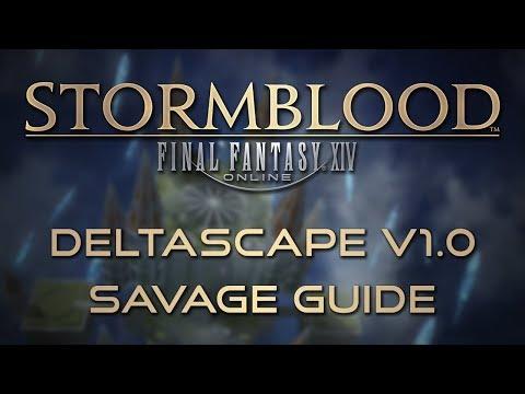 Omega Raid Guide: Deltascape V1.0 (Savage)